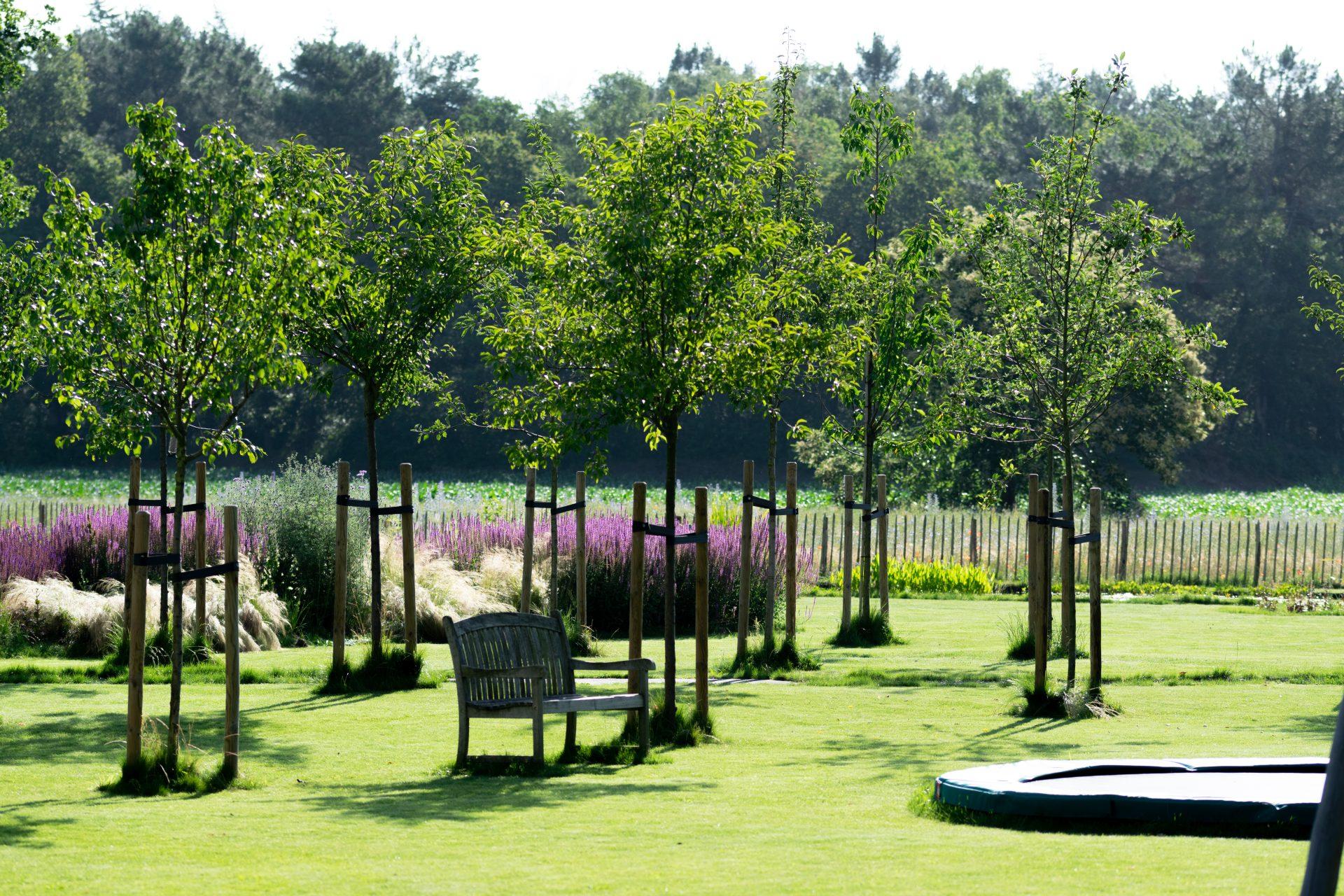 Boomgaard landschappelijke tuin Jeroen Hamers