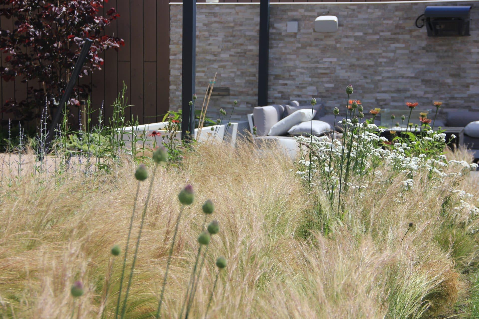 Villatuin tuinontwerp Den Haag Jeroen Hamers