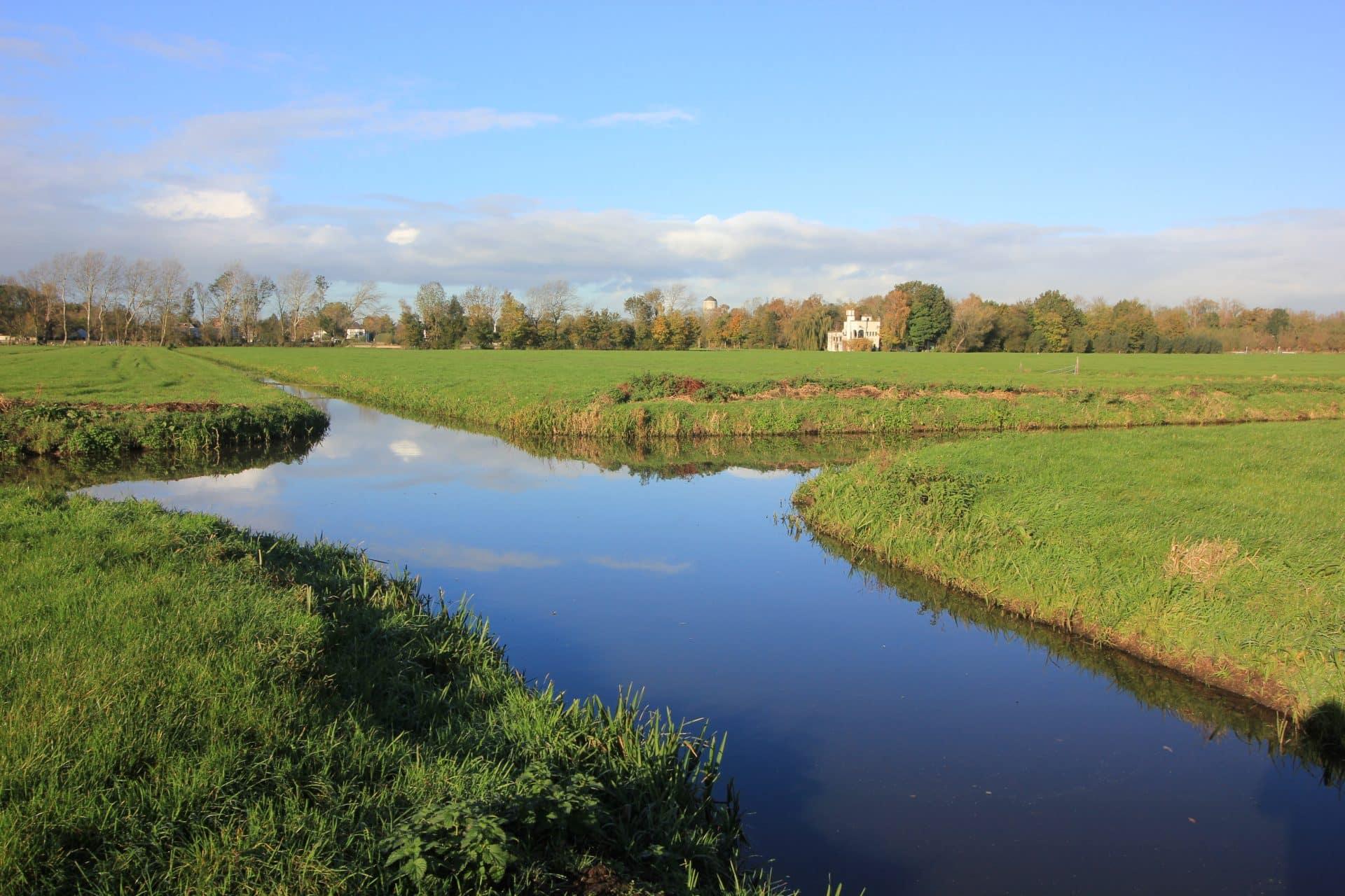 Jeroen Hamers - landschapsplan Voortwyck Breukelen