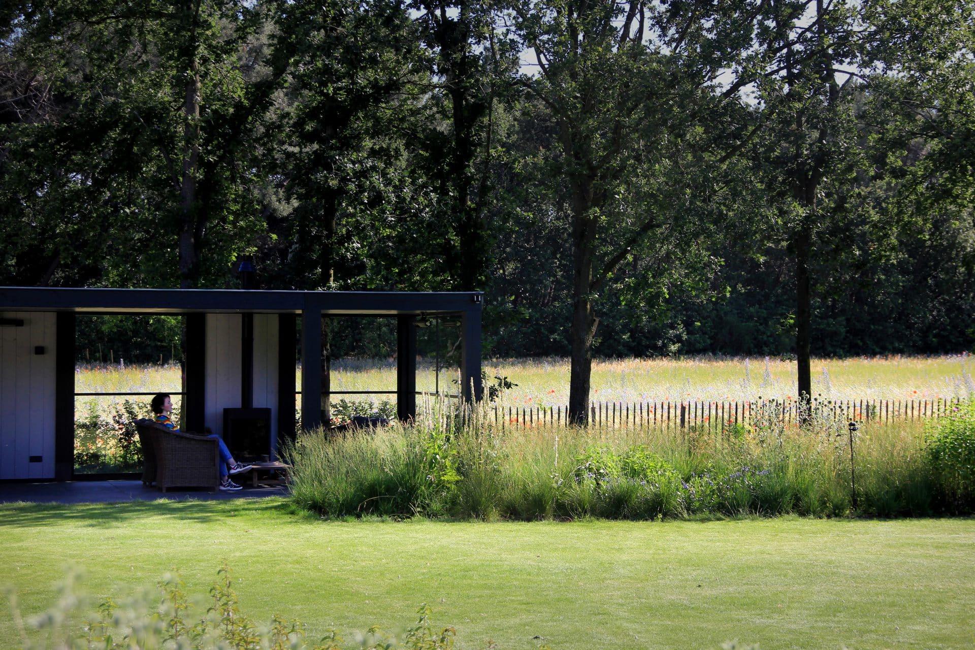 Overdekt terras Jeroen Hamers